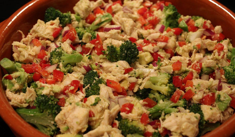 Vibrant Chicken Salad (4)