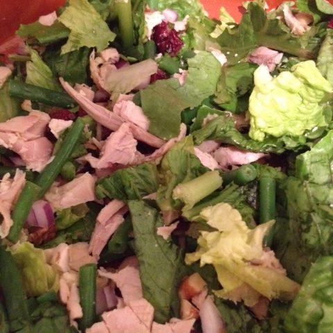 Festive Salad (serves 4)