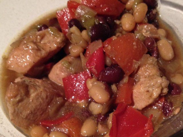 Crock Pot Chicken Chili (4)