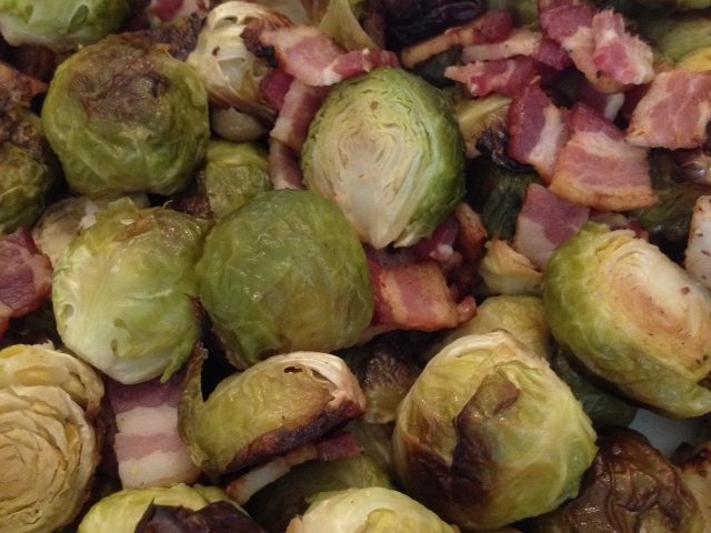 Brussels Sprouts with Bacon (4)