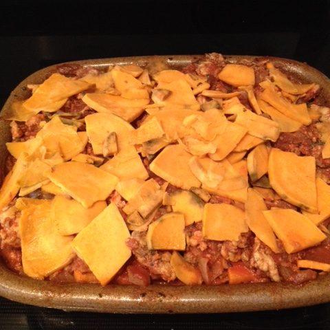 Sweet Potato 'Lasagna' (4)