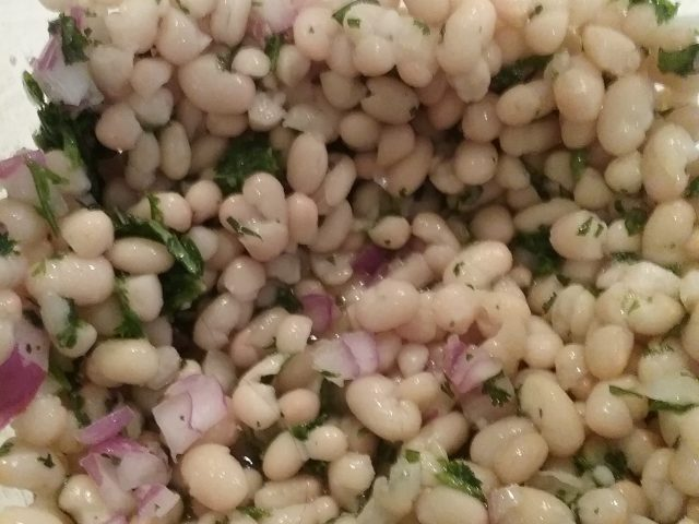 Herby Bean Salad (4)