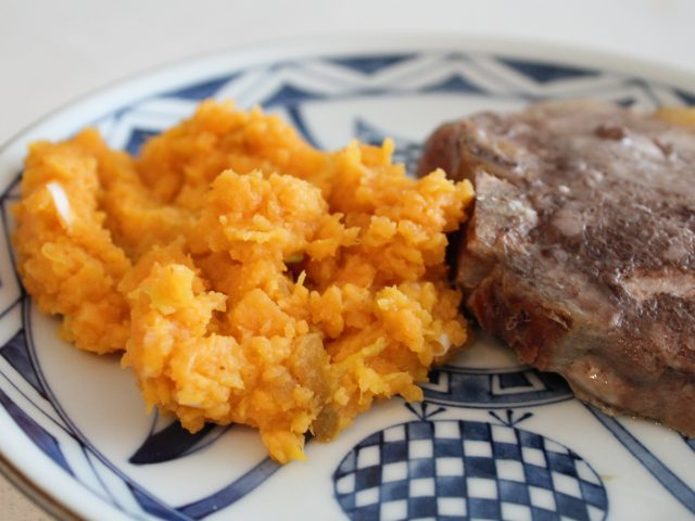 Sweet Potato Chutney Mash (4)