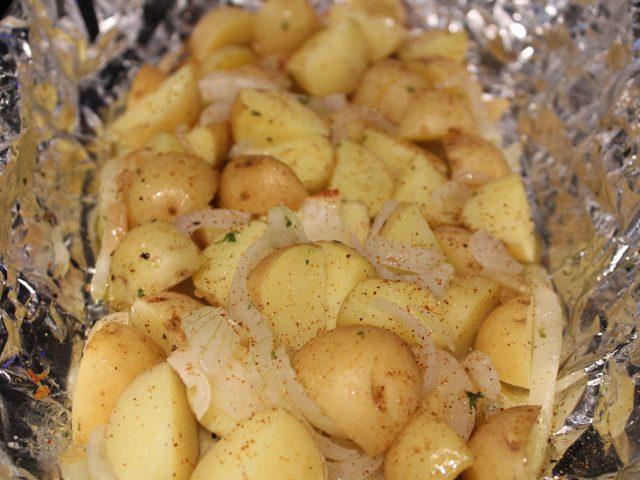 Summer Potatoes