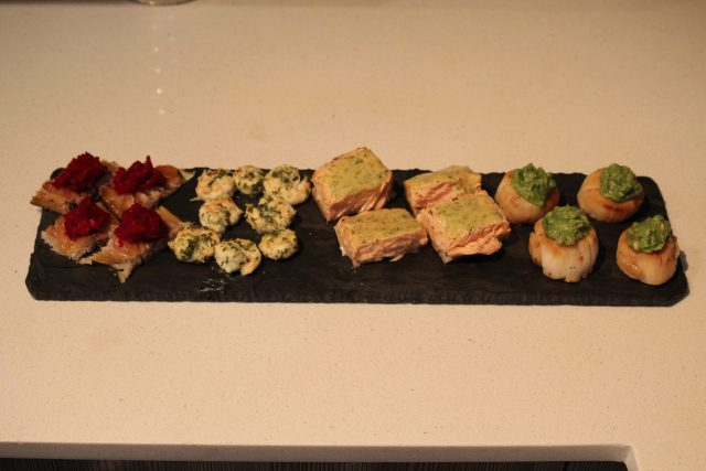Mixed Fish Platter for Two (2)
