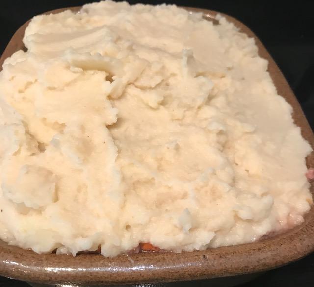 Celeriac Mash (serves 4)