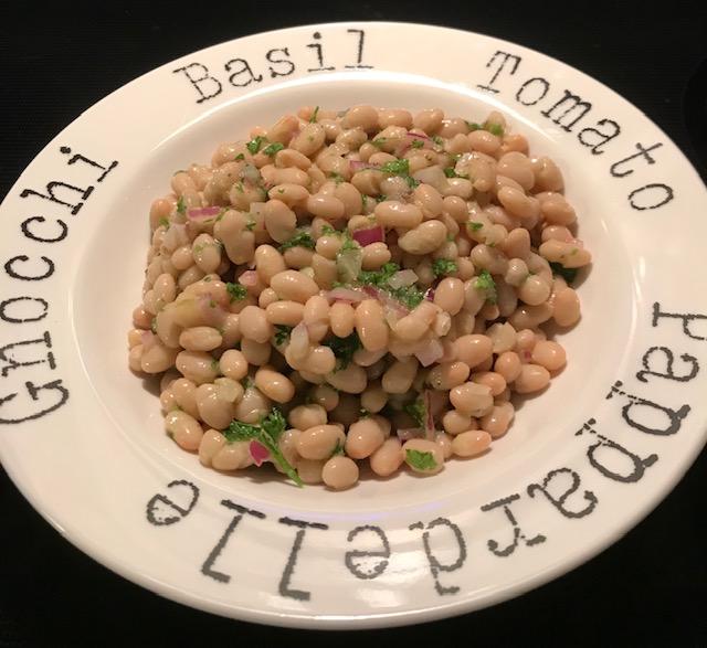 A Perfect Pulse Salad (serves 4)