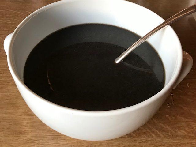 Mushroom Soup (serves 4)