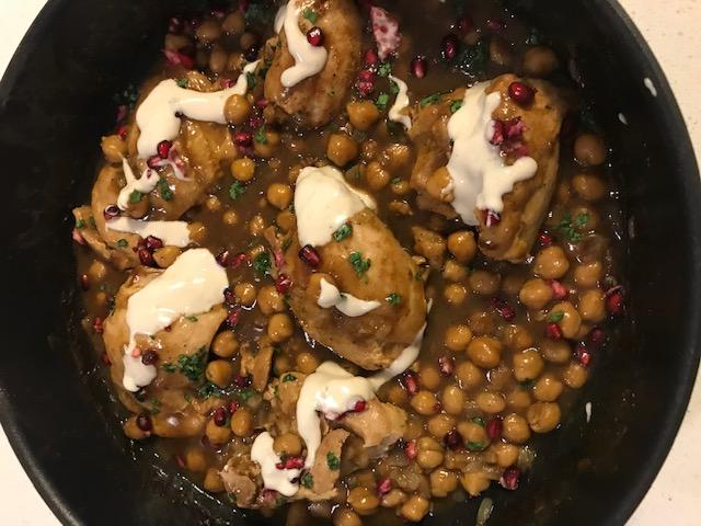 Moroccan Chicken (serves 4)