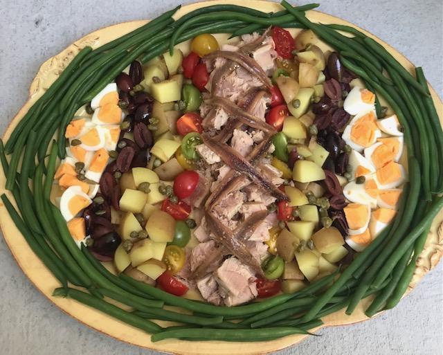 Salad Nicoise (serves 4)