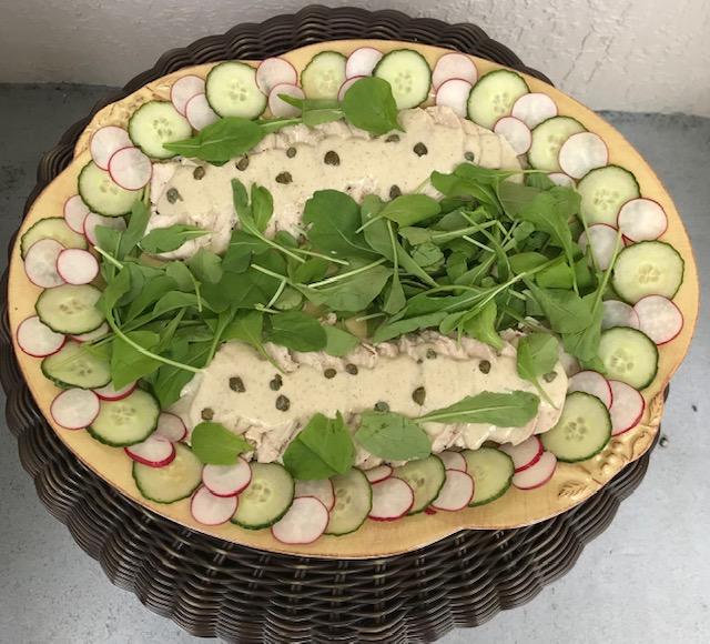 Chicken Tonnato (serves 4)