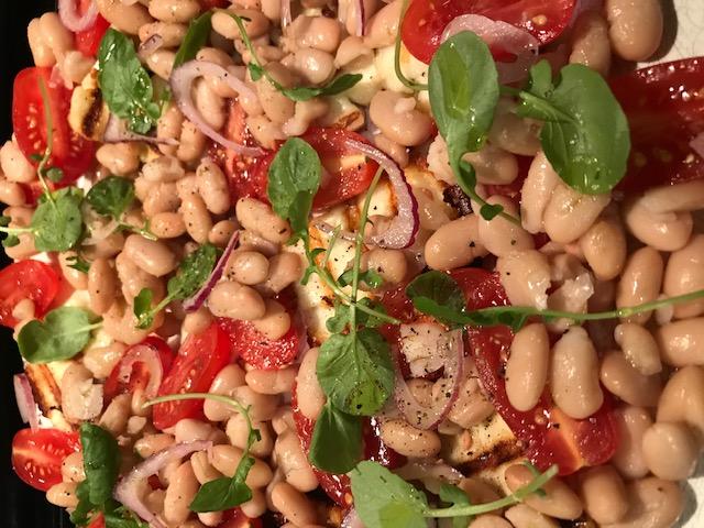 A Rustic Salad (serves 4)